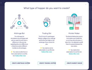 Customized Trading Tools