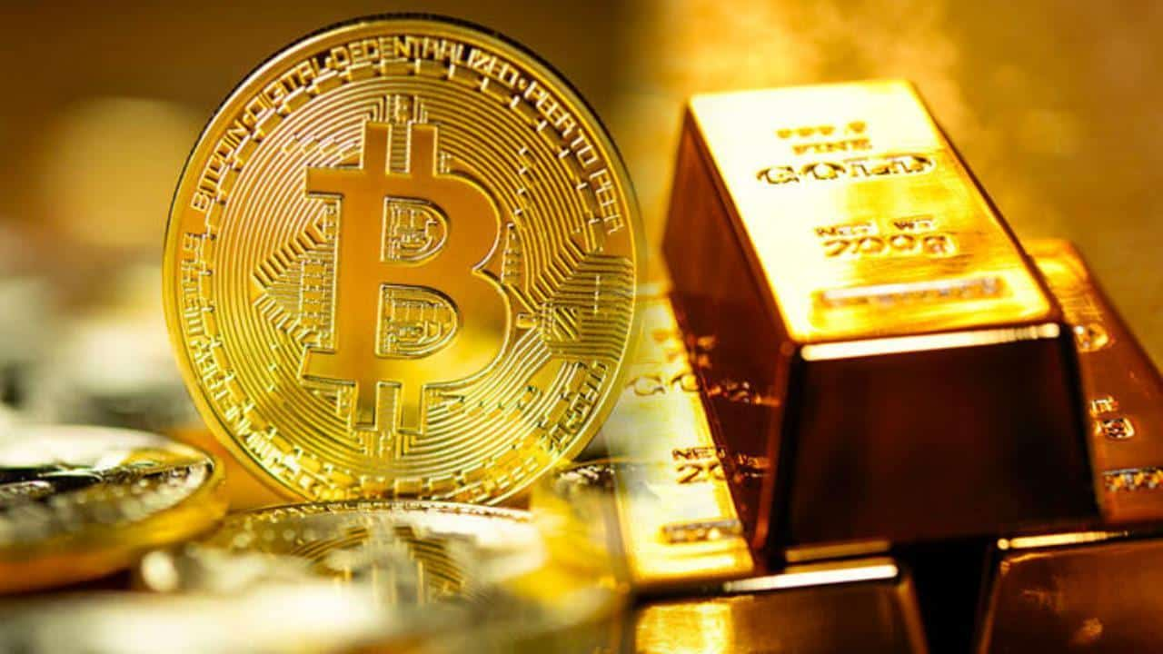 Cryptocurrency vs Gold