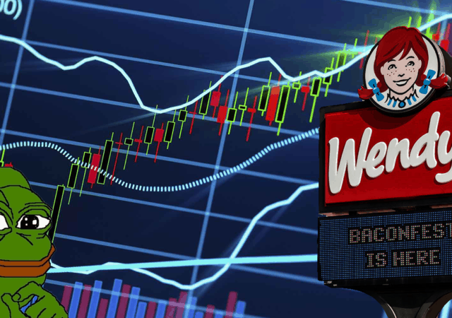 wendys stock feature